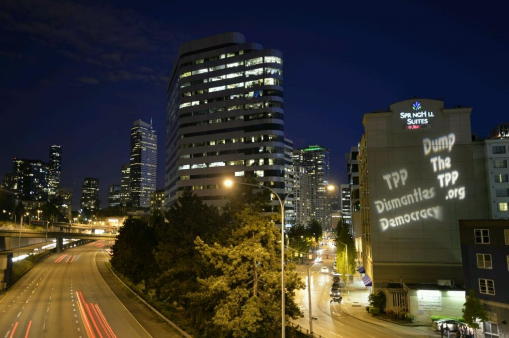 Shining a light on TPP Secrecy: Why is civil society being kept in the dark?