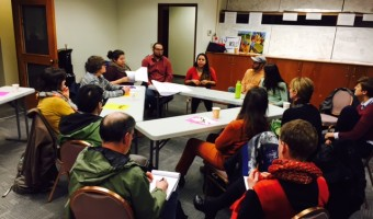 Let's talk food: event highlights TPP and just food systems