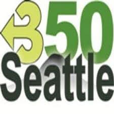 350 Seattle Logo