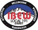 IBEW 191 Logo