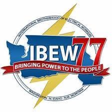 IBEW 77 Logo