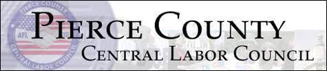 Pierce County Labor Council Logo