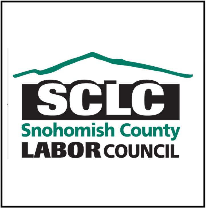 Snohomish County Labor Council Logo