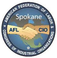 Spokane Regional Labor Council Logo