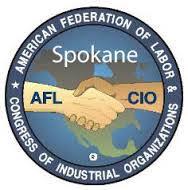 Spokane Regional Labor Council Logo
