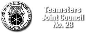 Teamsters Joint Council 28 Logo