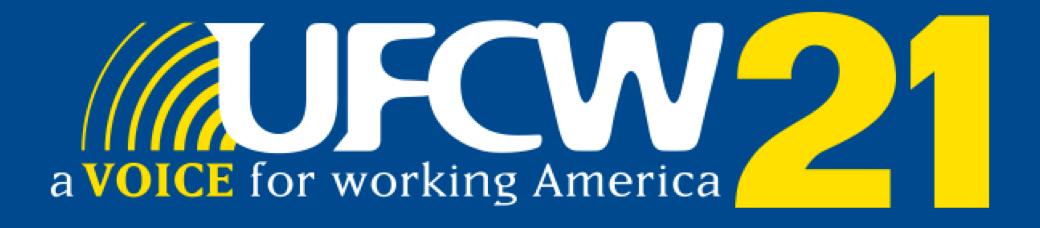 UFCW21 Logo