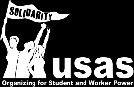 United Students Against Sweatshops Logo