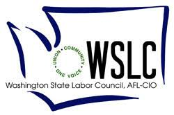 Washington State Labor Council Logo
