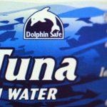 dolphin-safe tuna label