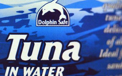 Voluntary Dolphin-safe Tuna Labels Struck Down by WTO