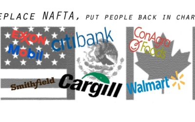A New NAFTA, or TPP 2.0?