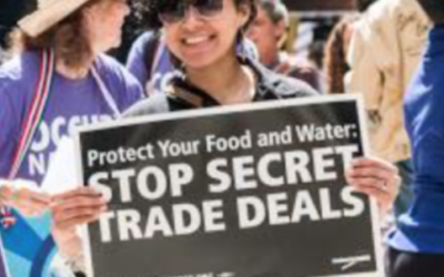 Shine a light on NAFTA Renegotiation!