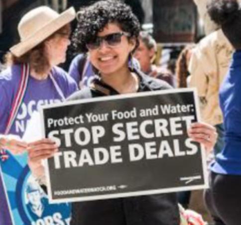 Shine a light on NAFTA Renegotiation!